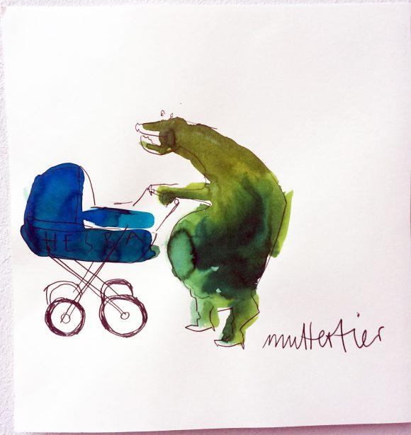 muttertier